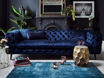 Bespoke Sofa & Accent