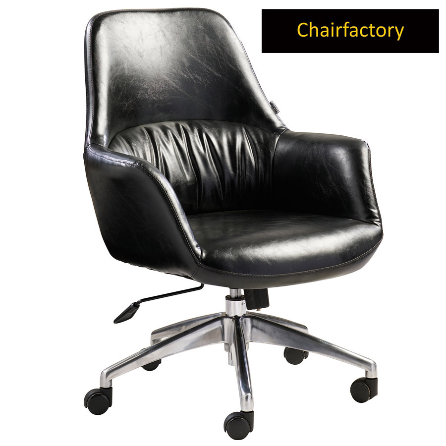 Adriano MB Leatherette Manager Chair