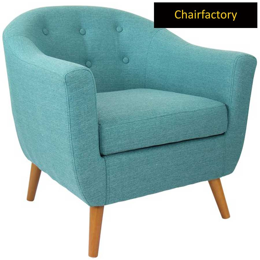 Colden Blue Accent Chair