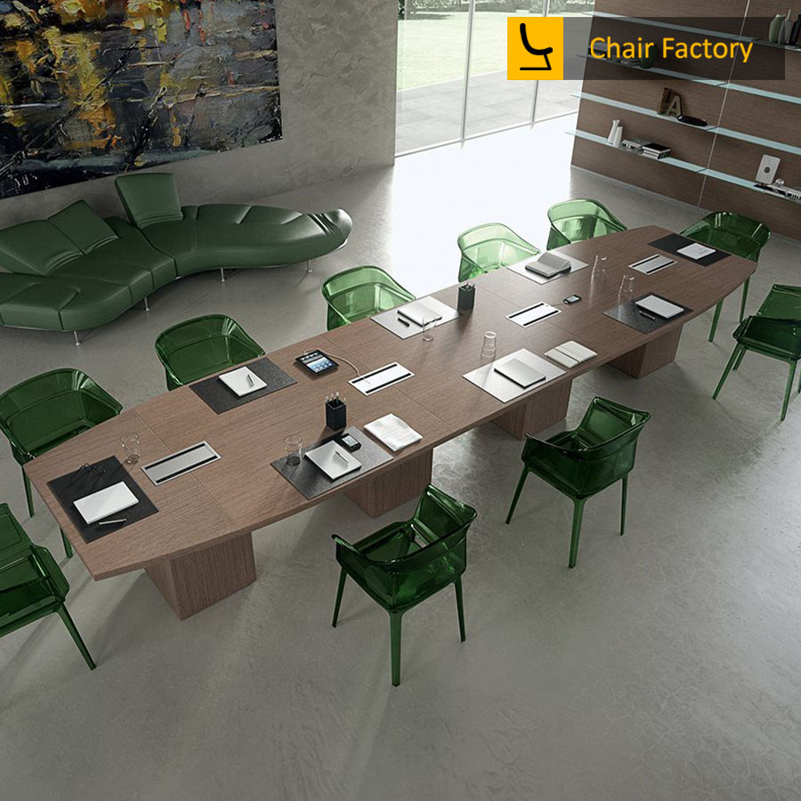 Corsaig 12 Seater Conference Table