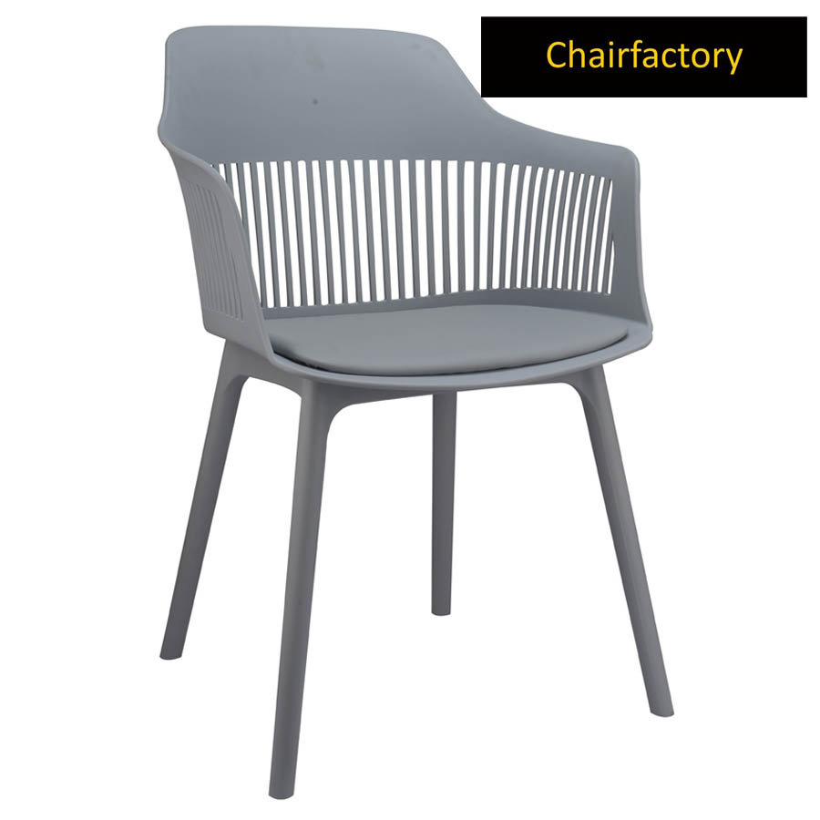 Daisy Grey Cafe Chair