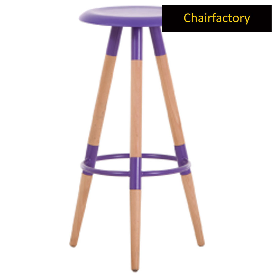Diagon Bar Stool