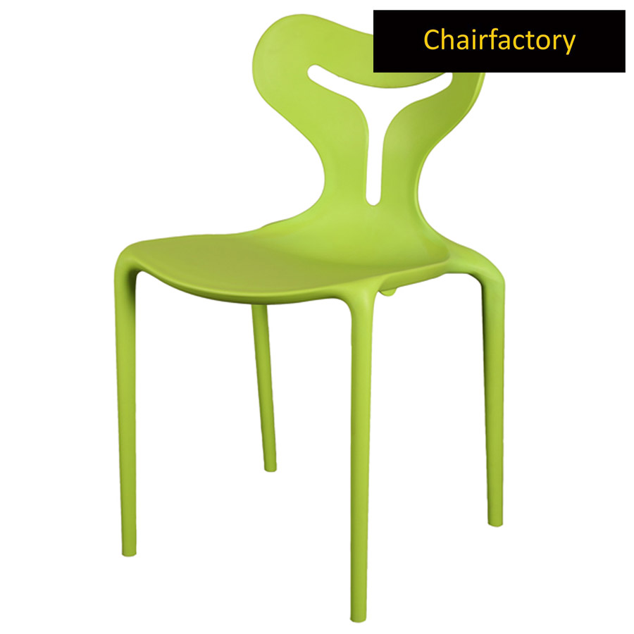 Dragonfly Green Cafe Chair
