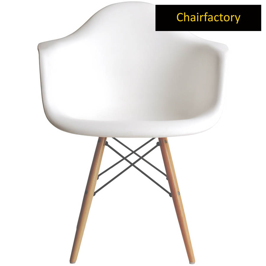 Eames Daw White Replica