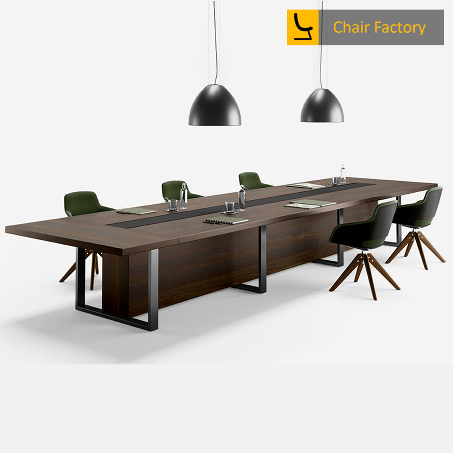 Elipton 10 Seater Conference Table Type 2
