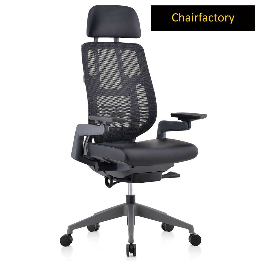 Fischer High Back Ergonomic Office Chair