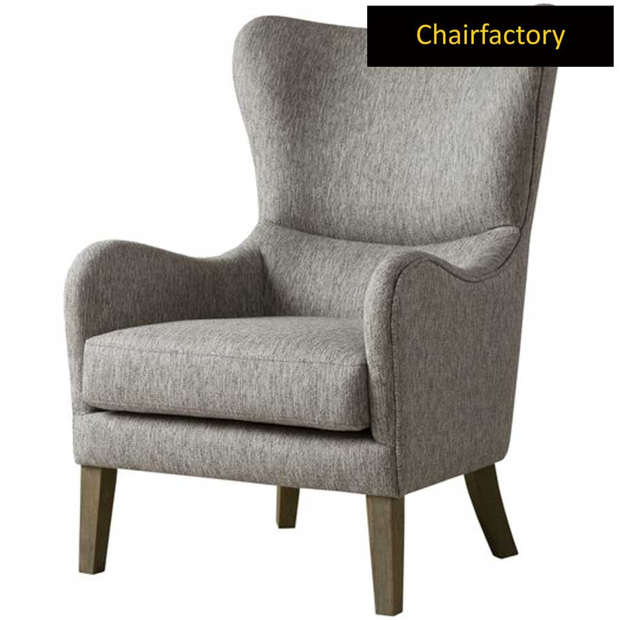Granvalley Beige Accent Chair