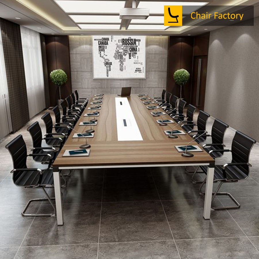 Irvine 18 Seater Conference Table