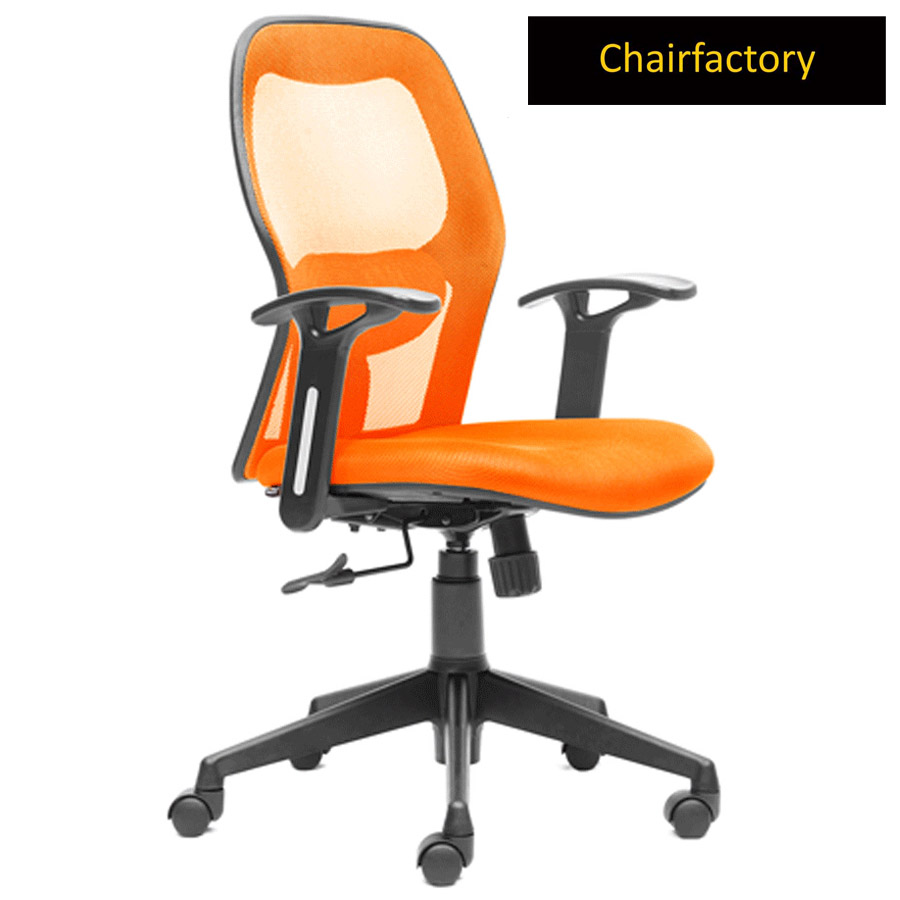 Krono Eco Mid Back Ergonomic Office Chair