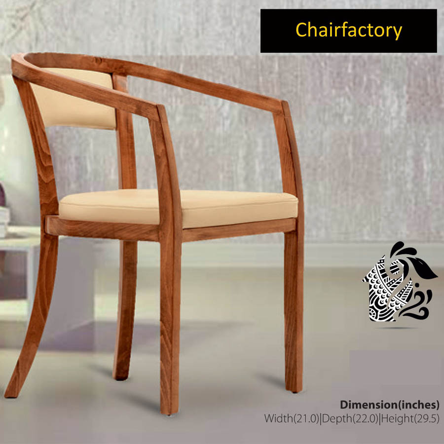 Marcello Wooden Chair