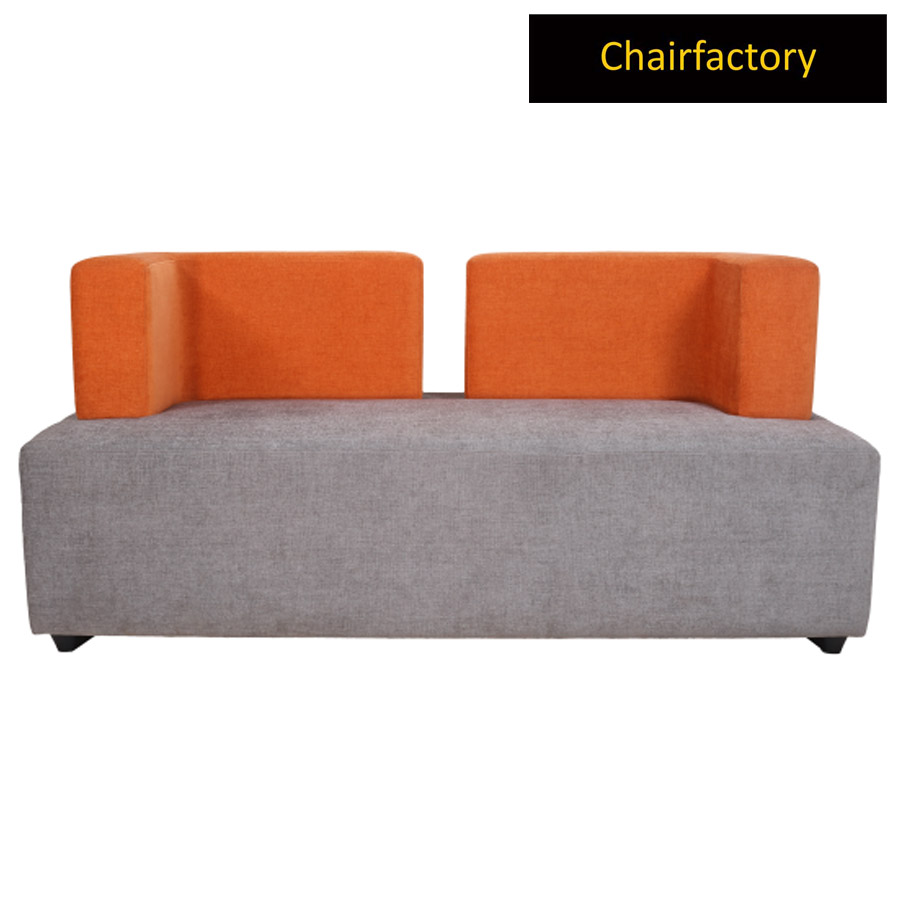 Monarch 2 Seater Office Sofa