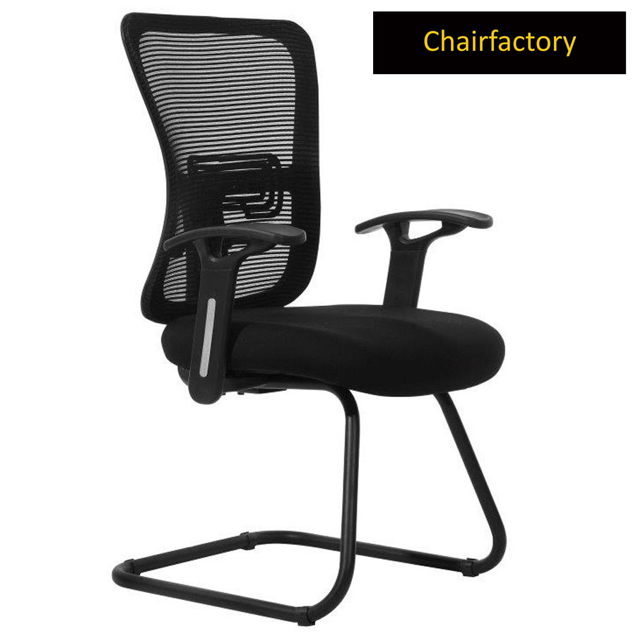 Orry Mid Back Waiting Room Chair
