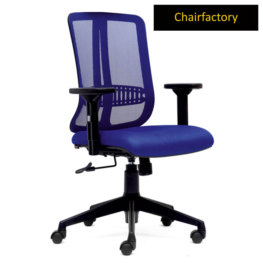 Patrik LX Mid Back Ergonomic Office Chair