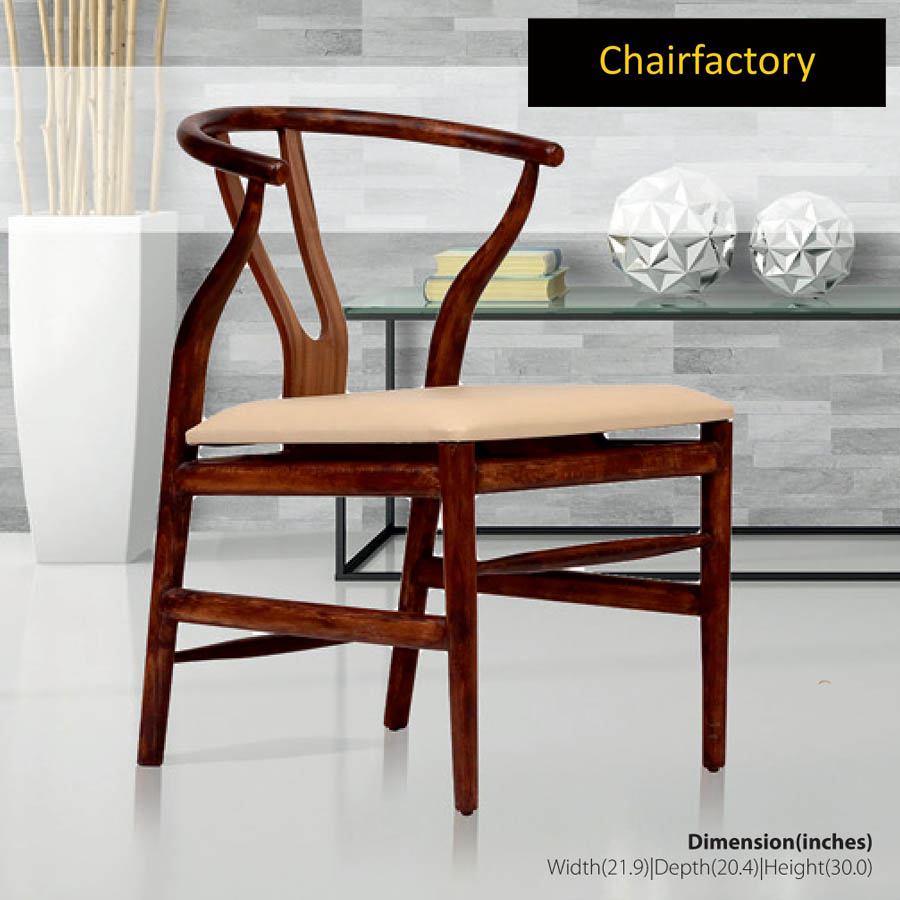 Redford Wooden Chair