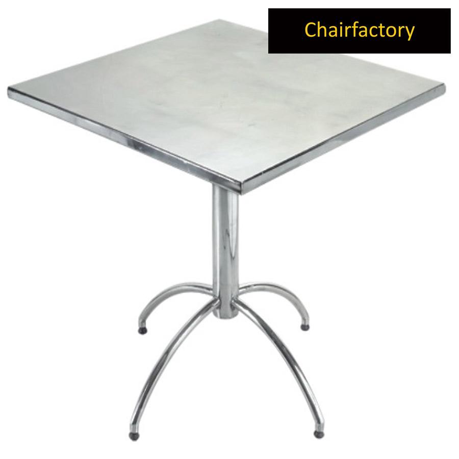 Snow Folding Cafe Table