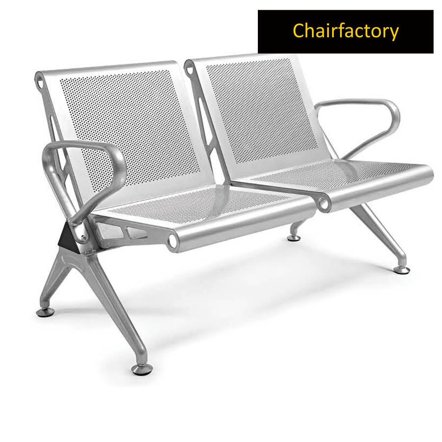 Jarvis 2 Seater Airport Bench