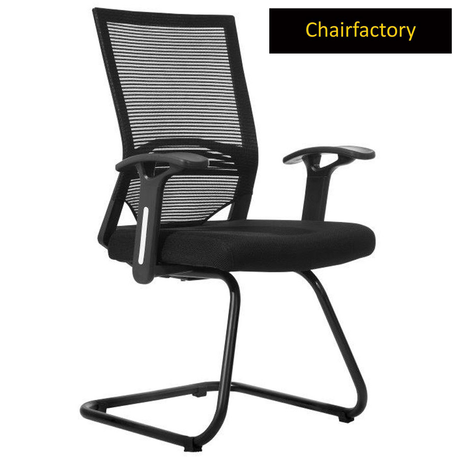Telsa Mid Back Waiting Room Chair