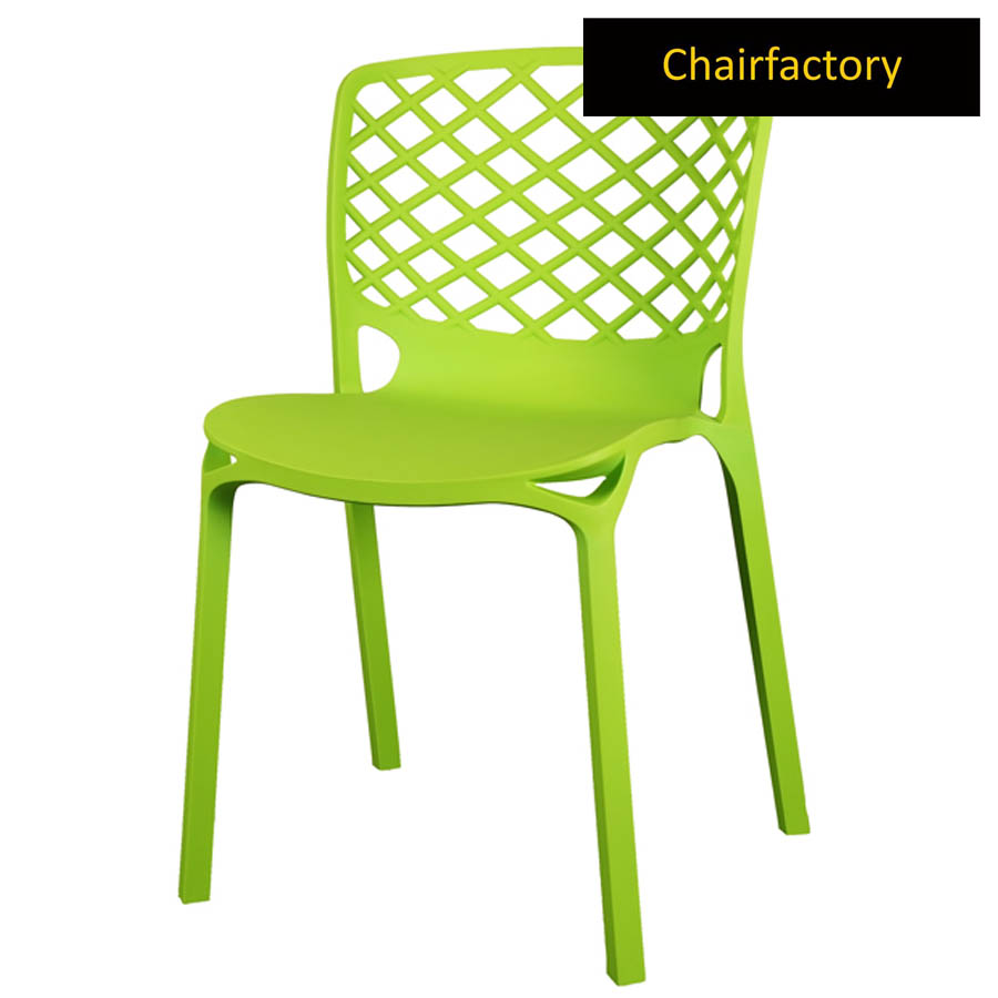 Venecy Green Cafe Chair