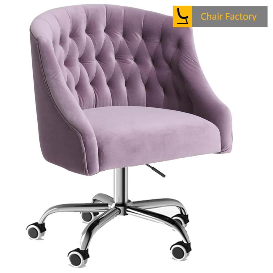Ashington Light Purple Designer Chair