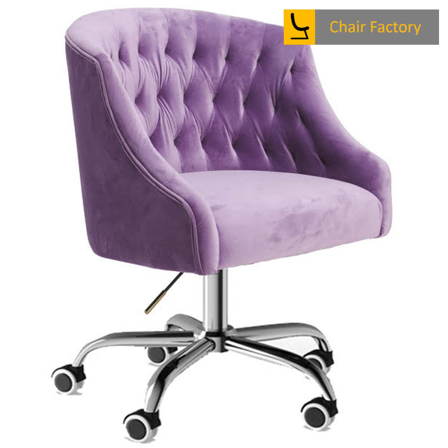 Ashington Purple Designer Chair