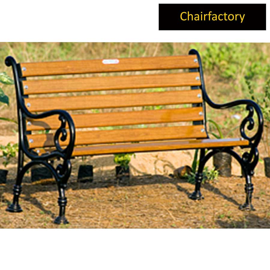 Austwell Outdoor Bench