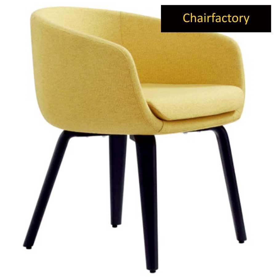 Rasmus Wooden Lounge Chair
